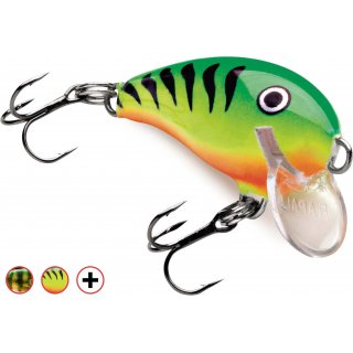 Rapala Wobbler Mini Fat Rap 3cm MFR03 - alle Farben!