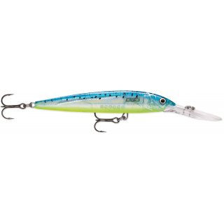 Rapala Deep Down Husky Jerk 10cm DHJ10 - GBM - Glass Blue Minnow