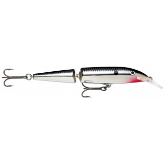 Rapala Wobbler Jointed Floating 13cm J-13 - CH - Chrome