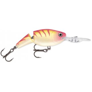 Rapala Wobbler Jointed Shad Rap 7cm JSR07 - PTU - Pink Tiger UV