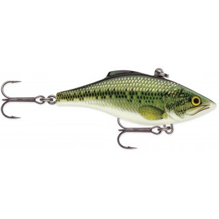 Rapala Wobbler Rattlin 7cm RNR-7 - BB - Baby Bass