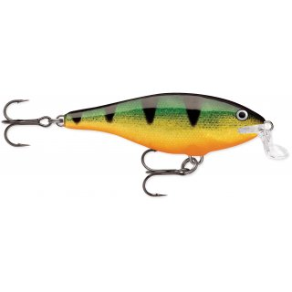 Rapala Shallow Shad Rap 7cm SSR07 - P - Perch