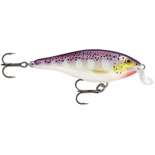 Rapala Shallow Shad Rap 7cm SSR07 - PD - Purpledescent