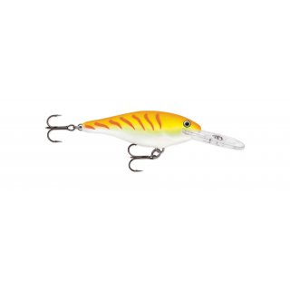Rapala Wobbler Shad Rap 9cm SR09 - OTU - Orange Tiger UV