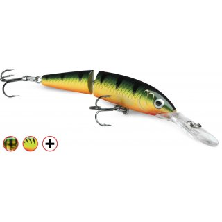 Rapala Wobbler Jointed Down Deep Husky Jerk JDHJ08 - alle Farben
