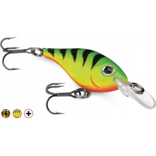 Rapala Wobbler Ultra Light Shad ULS04 4cm - alle Farben