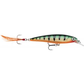 Rapala Wobbler X-Rap 10cm XR10 - P - Perch