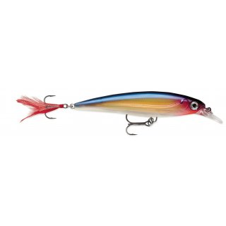 Rapala Wobbler X-Rap 10cm XR10 - PG - Purple Gold