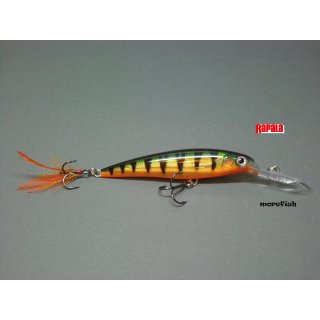Rapala Wobbler X-Rap Deep 10cm XRD10 - neu! - P - Perch