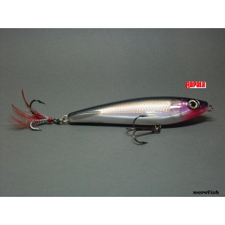Rapala Jerkbait X-RAP Subwalk 15 cm XRSB15 - PS - Purple Shad