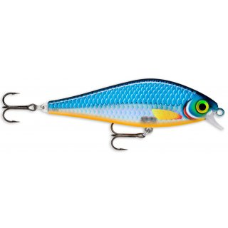 Rapala Wobbler Super Shadow Rap 16cm SSDR16 - BGH - Blue Ghost