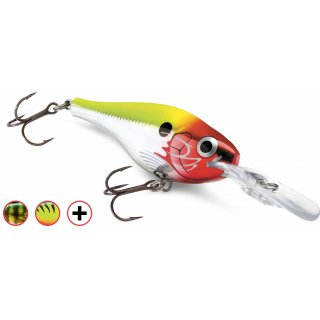 Rapala Shad Rap RS 5cm SRRS05 - alle Farben