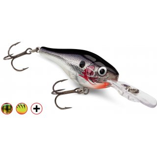 Rapala Shad Rap RS 7cm SRRS07 - alle Farben